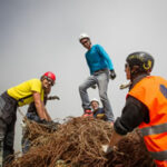 Nettoyer la montagne