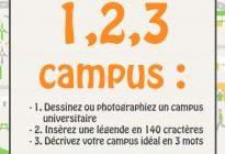 concours 1 2 3 campus