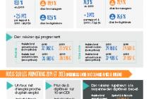 infographie de l'insertion professionnelle des jeunes diplômés