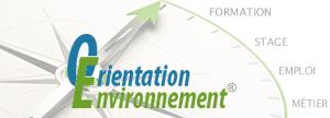 Orientation Environnement