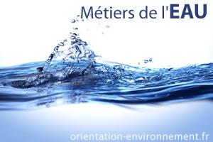 Guide des métiers de l'eau