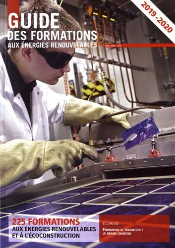 guide formations énergies renouvelables