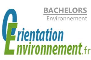 Bachelors environnement développement durable