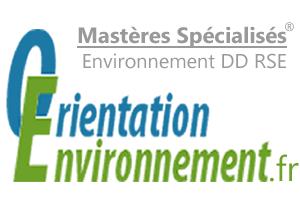 Mastères spécialisés DD environnement