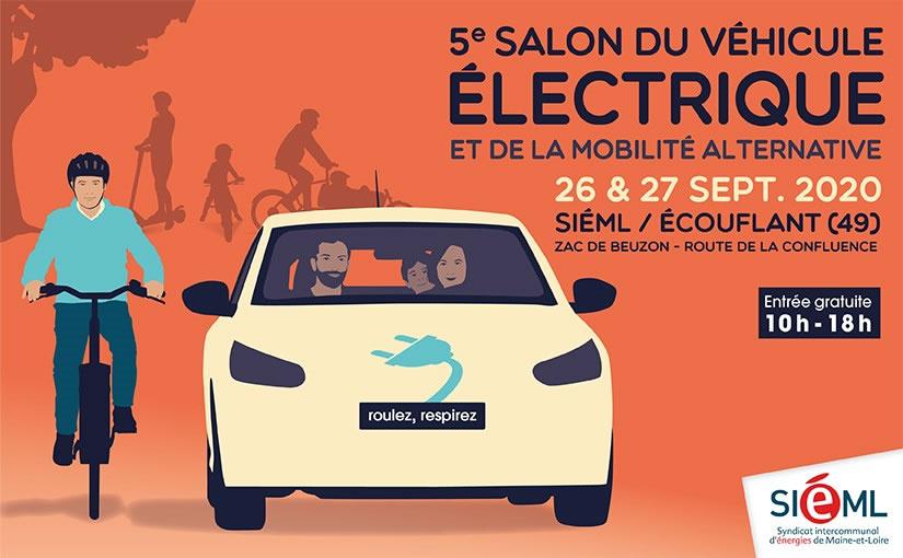 salon du véhicule électrique