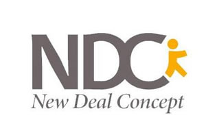 NDC new deal concept